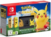 CONSOLA NINTENDO SWITCH POKEMON PIKACHU+BALL