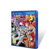 DRAGON BALL Z BATTLE OF Z para PSVita.