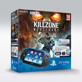 PS Vita 3G + Tarjeta de Memoria 8GB + Killzone Mercenary