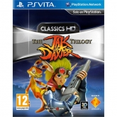 The Jack and Daxter trilogy