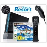 WII Modificada Negra + 1 Juego + Motion Plus + 32 GB